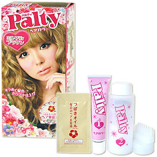 Review on Palty Hair Dye