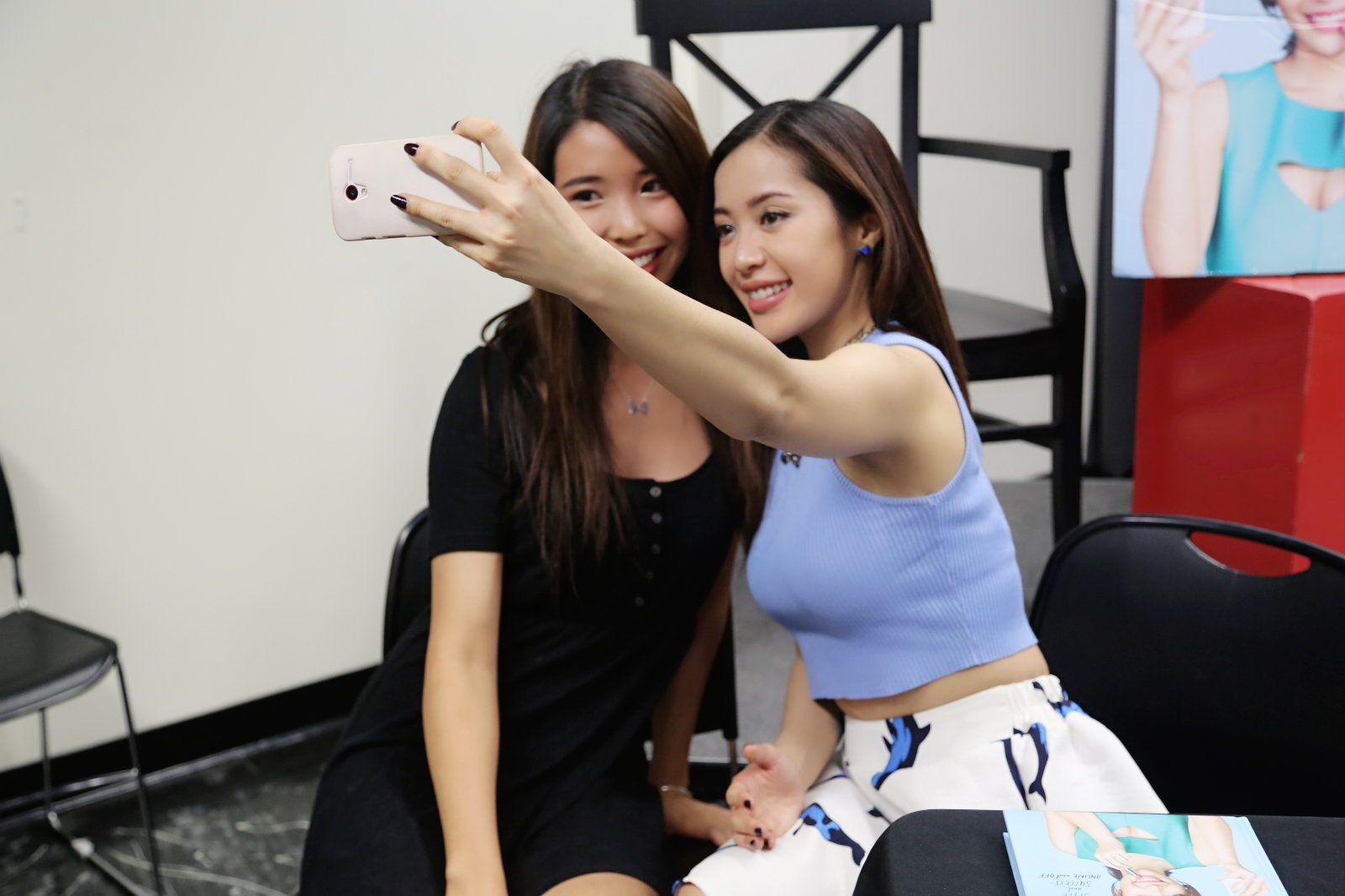 Ally Gong Meets Michelle Phan