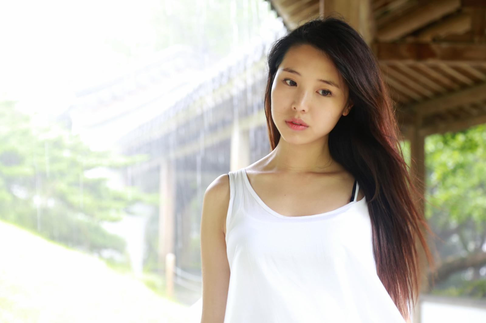 Asian ladies in asia