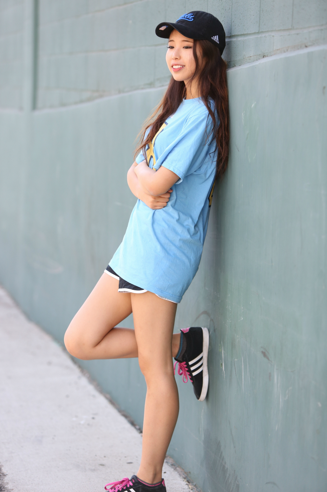 Cute Active Wear Featuring Adidas Girl With The Blog