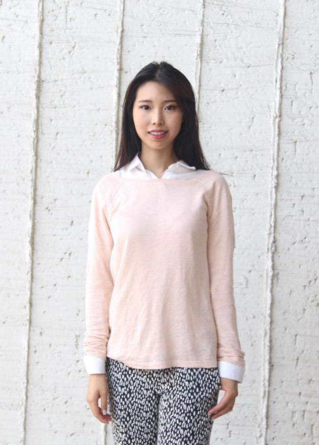 ally gong banana republic (1) fall 2016, asian style blogger, korean, chinese