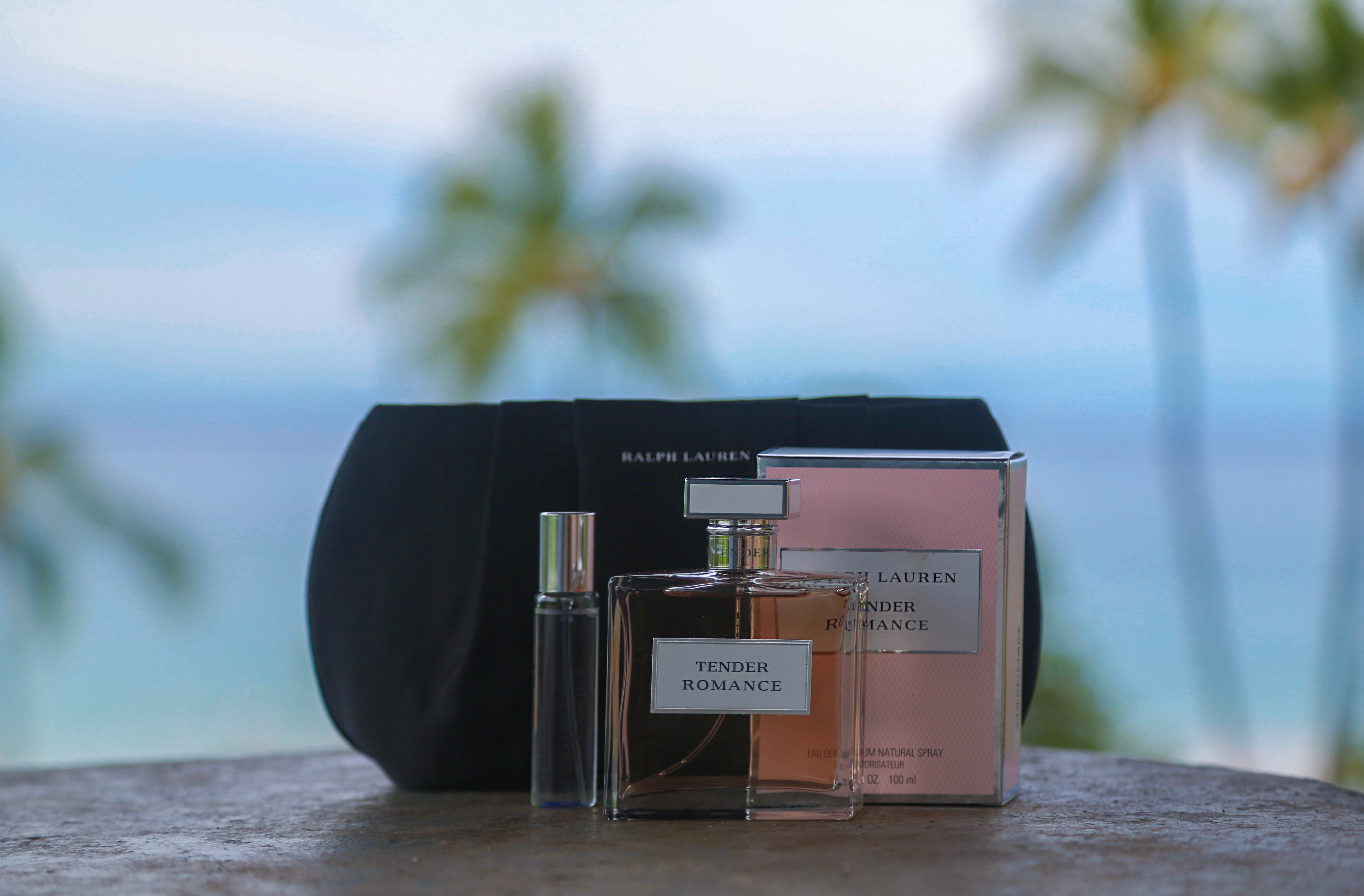 ralph lauren romance travel set