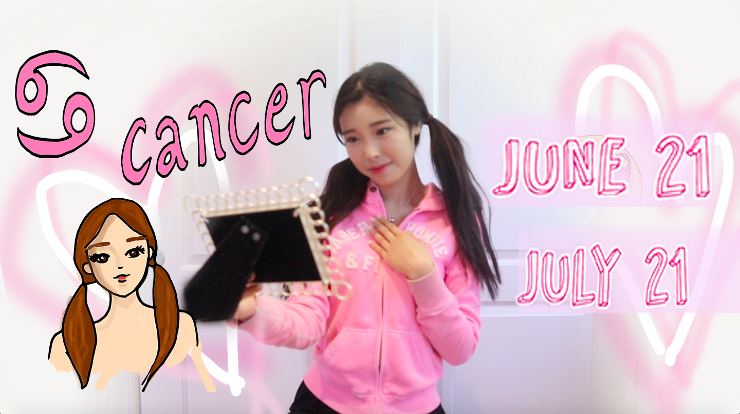 cancer horoscope signs zodiac predictions romance dates personality traits characteristics astrology tumblr cute asian girl style fashion looks appearance zodiac signs astrology sun sign moon sign ally gong