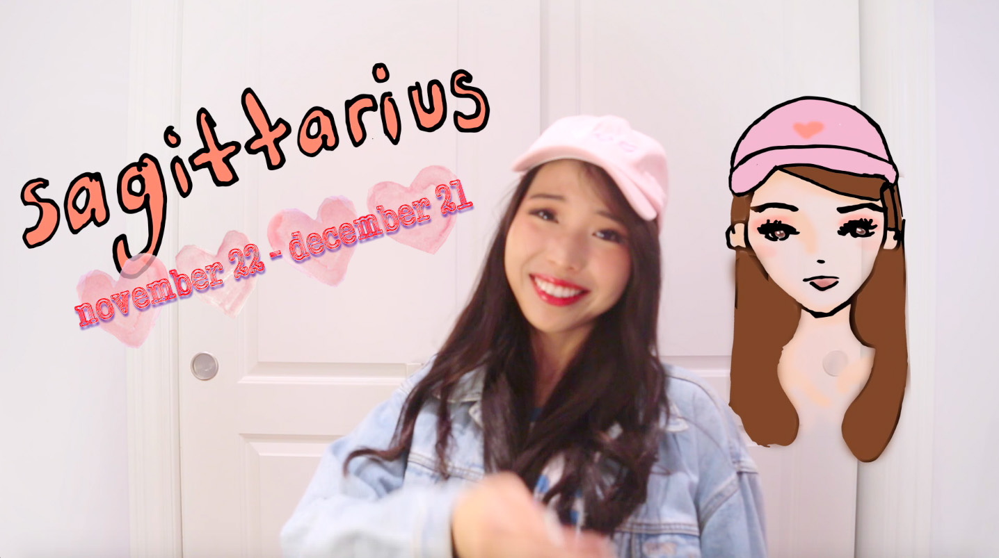 sagittarius horoscope signs zodiac predictions romance dates personality traits characteristics astrology tumblr cute asian girl style fashion looks appearance zodiac signs astrology sun sign moon sign