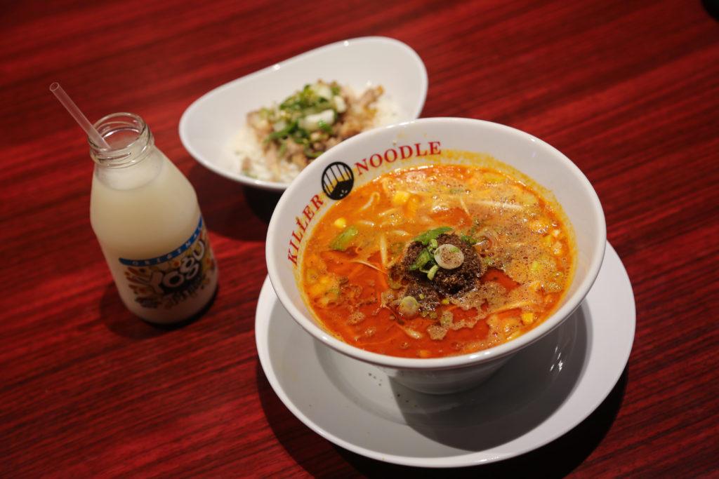Tsujita Killer Noodle Opening in Sawtelle