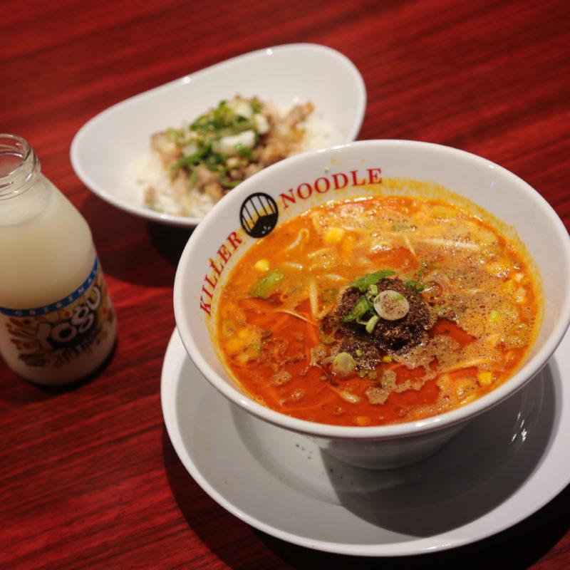 ally gong, tsujita, killer noodle, tsujita killer noodle, sawtelle, la ramen, los angeles, sawtelle ramen, dan dan noodles, chef, ally gong, food blogger, la food blogger, la eats,
